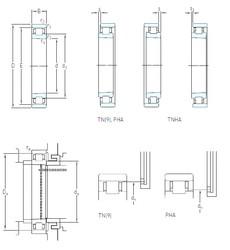 50 mm x 80 mm x 16 mm  SKF N 1010 KPHA/HC5SP Easy Handling Precision Bearings