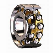 SKF BEAM 025075-2RS/PE Double-Row Angular Contact Ball Bearings