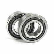 BARDEN B71811C.TPA.P4 Duplex angular contact ball bearings HT series