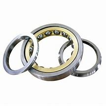 95 mm x 145 mm x 24 mm  SKF 7019 CD/P4A Four-Point Contact Ball Bearings