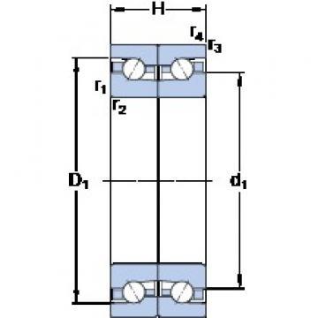 SKF BTM 140 BM/HCP4CDB DB/DF/DT Precision Bearings