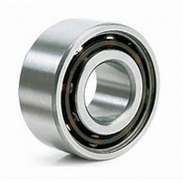 30 mm x 62 mm x 16 mm  NSK 6206T1X Angular contact thrust ball bearings 2A-BST series