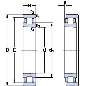 45 mm x 75 mm x 16 mm  SKF N 1009 KTN/SP  ball screws BST Type Precision Bearings