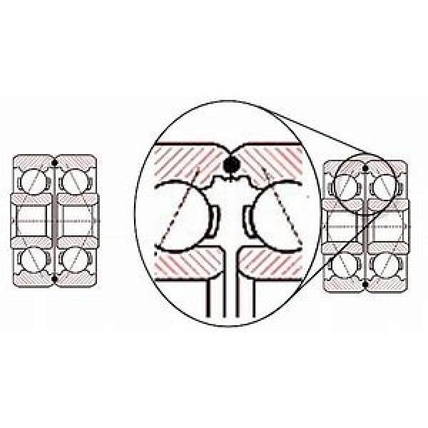 FAG 201SS*9201FFT201SSTX1*102T Back-to-back duplex arrangement Bearings #1 image