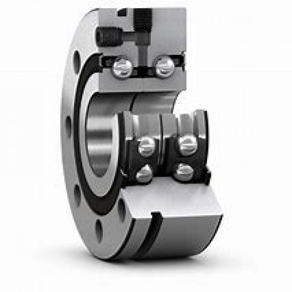 NSK  728A double direction angular contact thrust ball bearings #1 image